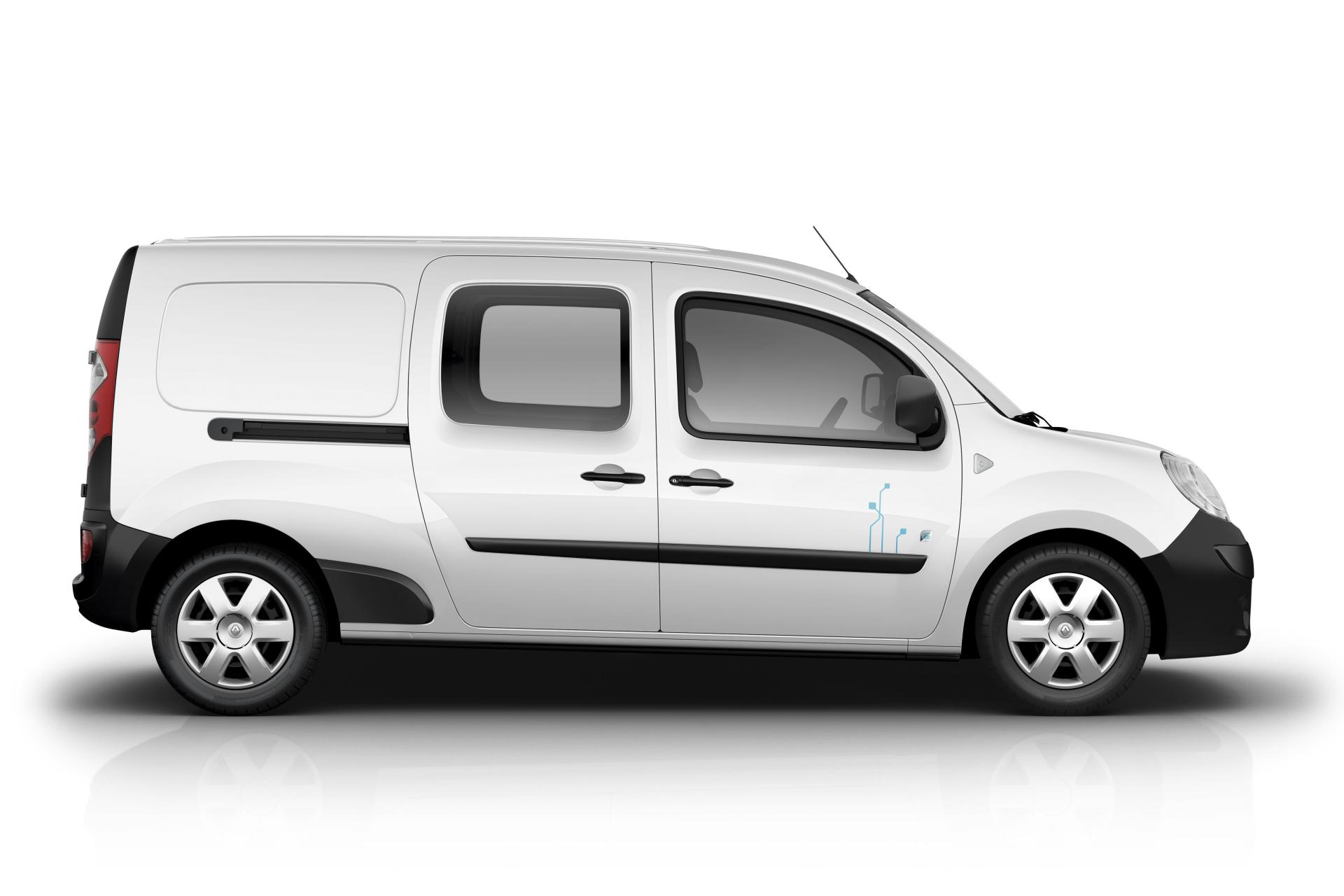 2012 renault kangoo z e image. Black Bedroom Furniture Sets. Home Design Ideas