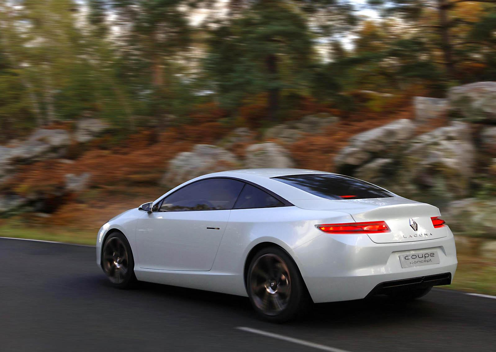 2008 renault laguna coup233 concept image httpswww