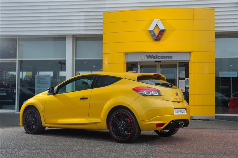 2015 Renault Megane R S 275 Cup S News And Information