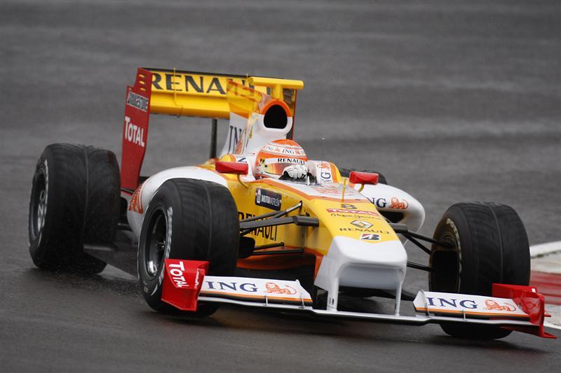 Formel 1 2009 8 N Renault F1 Team R29 No Piquet jun