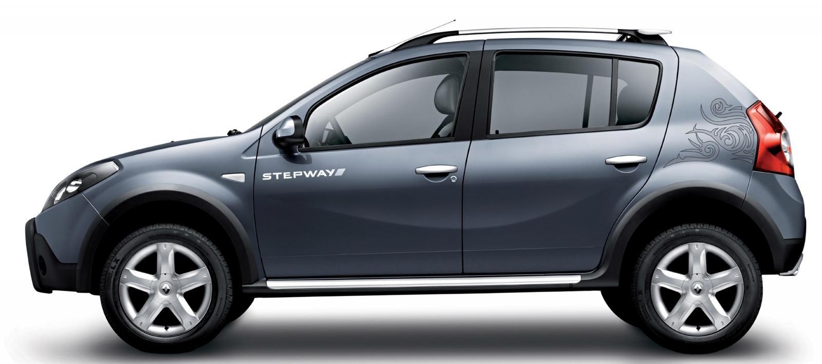 2008 Renault Sandero Stepway