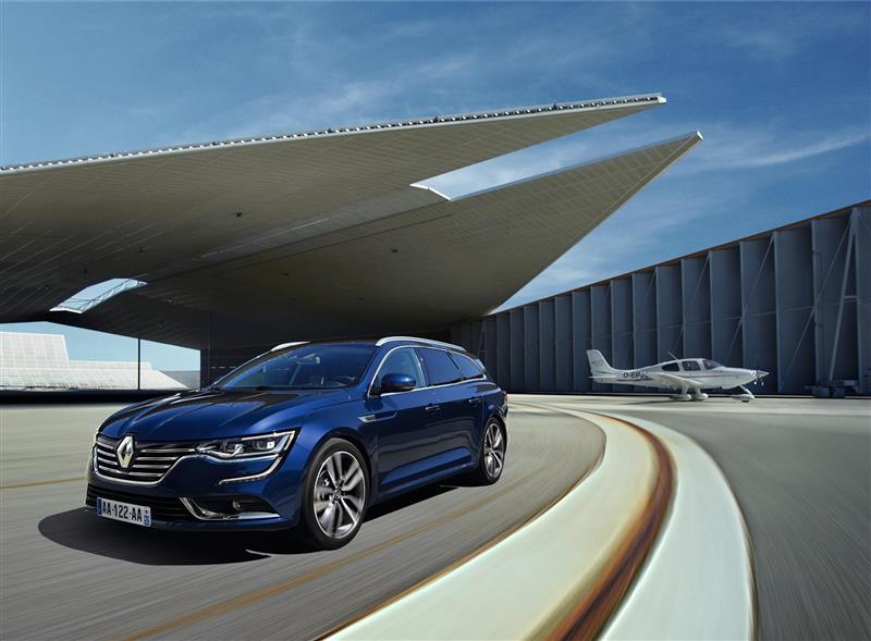 2016 Renault Talisman Estate Image Photo 48 Of 48