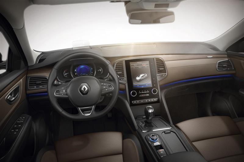 2016 Renault Talisman Estate Image Photo 2 Of 48