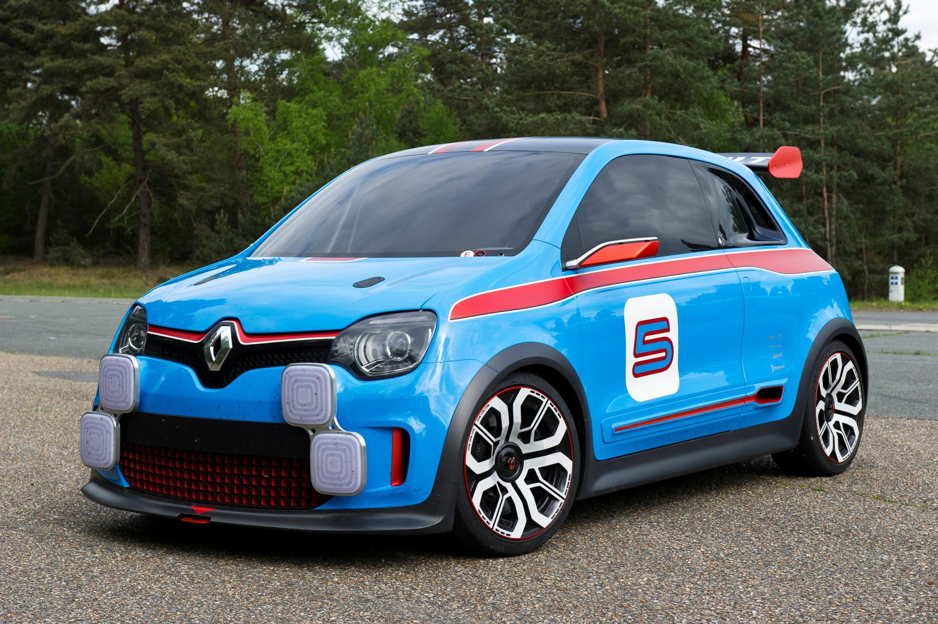 2013 Renault Twin Run Concept News And Information Research And Pricing