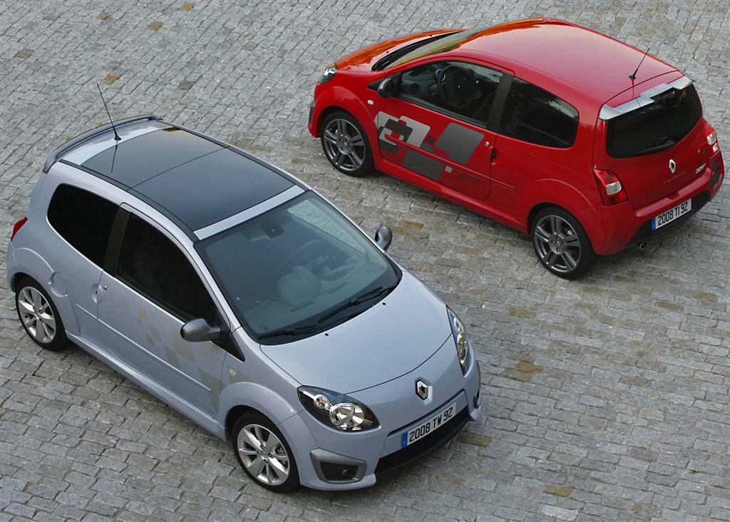 2009 renault twingo rs news and information. Black Bedroom Furniture Sets. Home Design Ideas