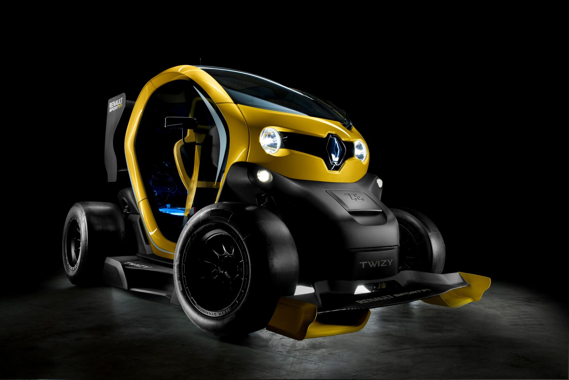 2013 Renault Twizy Rs F1 Concept News And Information Research And Pricing