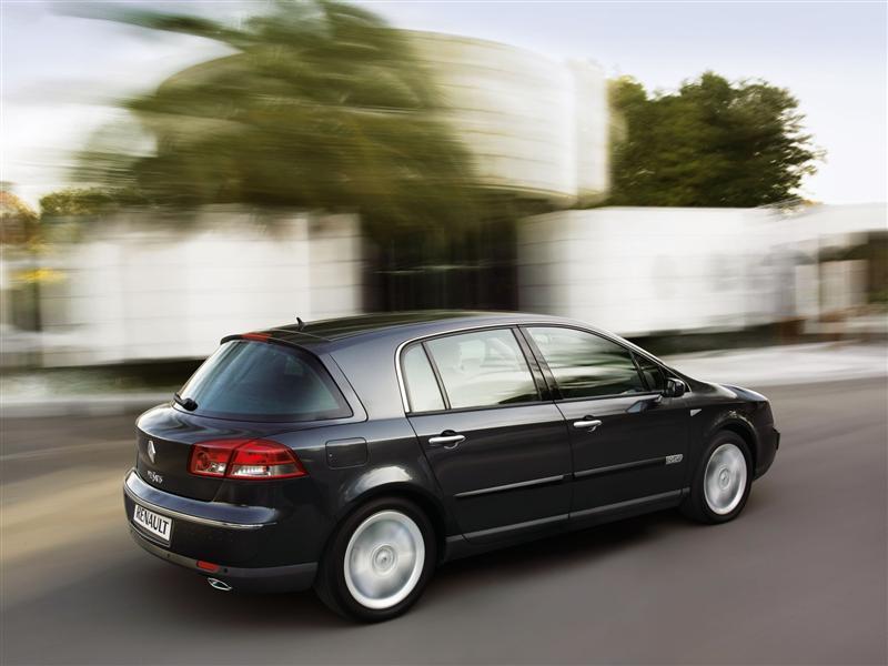 2009 Renault Vel Satis News And Information