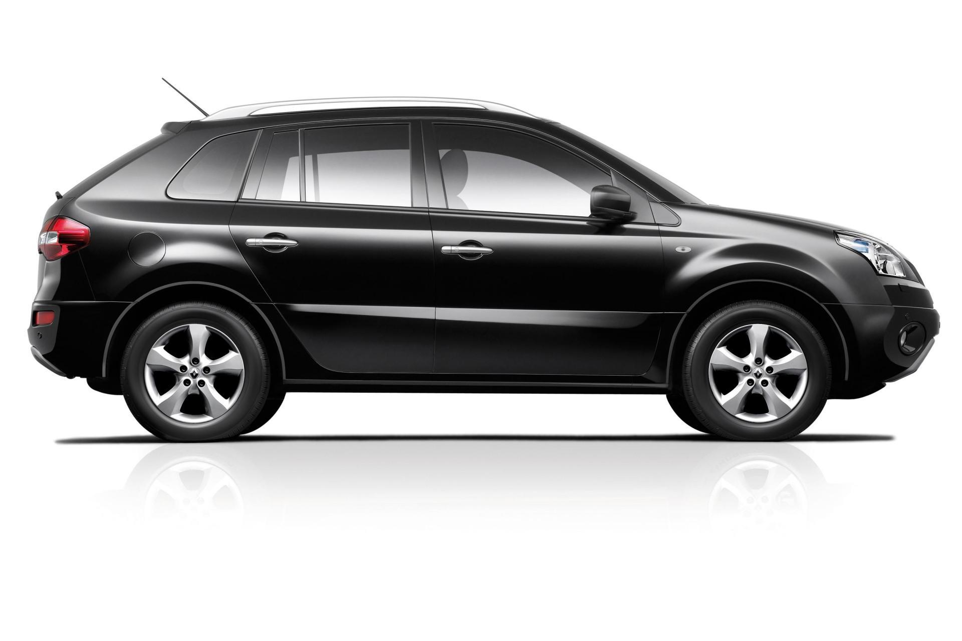 2009 Renault Koleos News And Information Conceptcarz Com