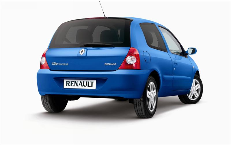 2009 Renault Clio Campus News And Information