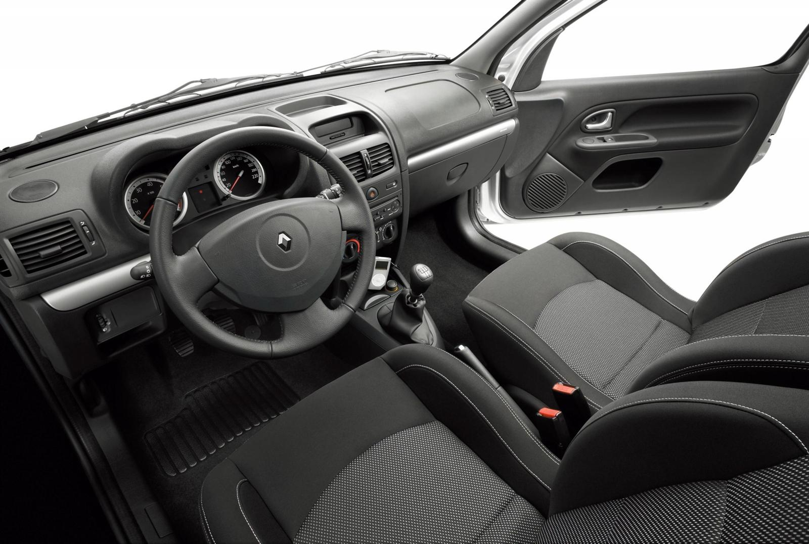 2009 renault clio campus image for Interieur 010