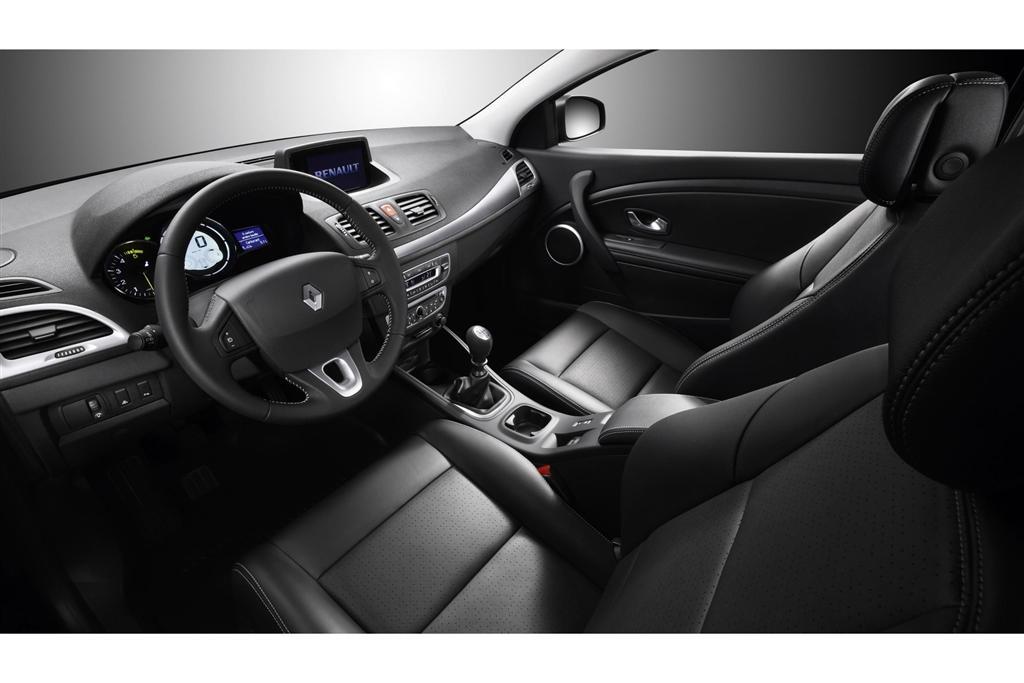 2009 Renault Megane Coupe News And Information Com