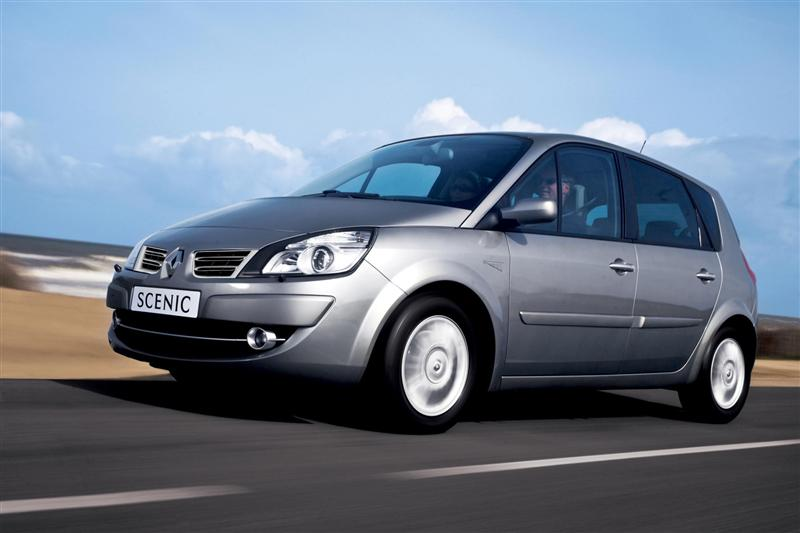 2009 Renault Scénic Wallpaper And Image Gallery