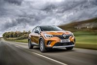 Popular 2021 Renault Captur E-TECH Plug-in Hybrid Wallpaper
