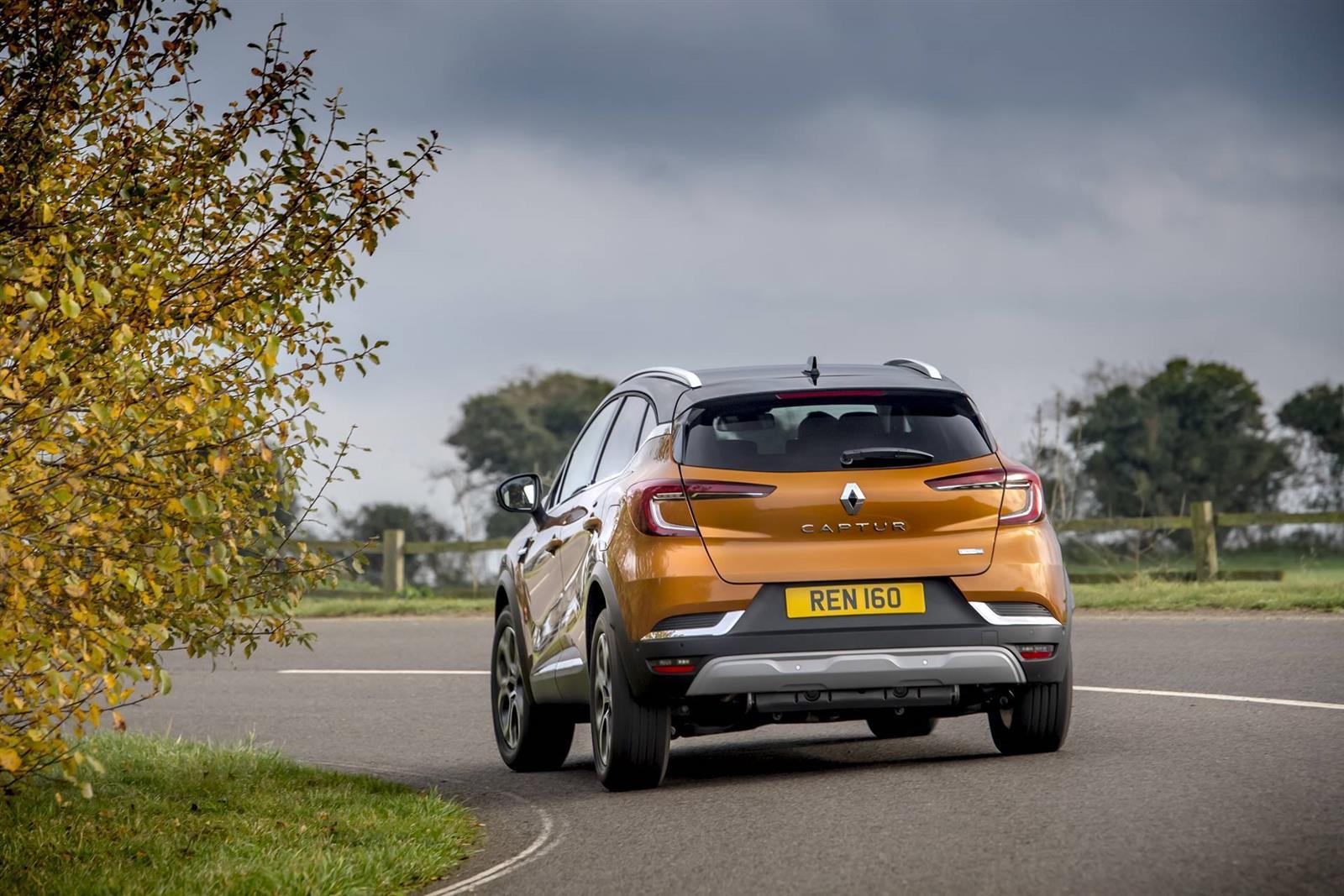 2021 Renault Captur E-TECH Plug-in Hybrid