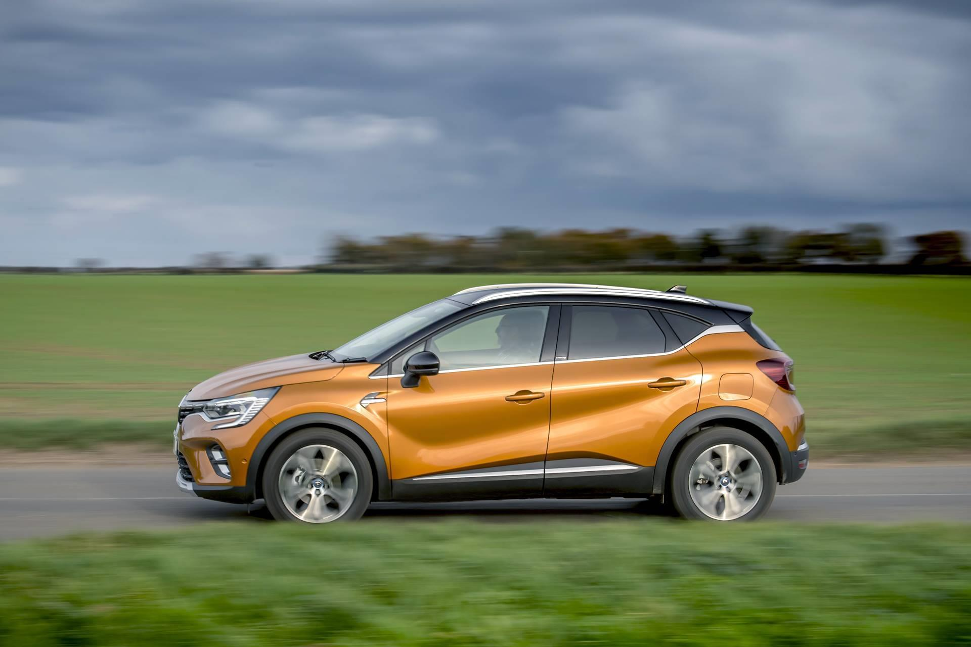 2021 Renault Captur E-TECH Plug-in Hybrid