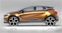 Popular 2019 Renault Captur Wallpaper