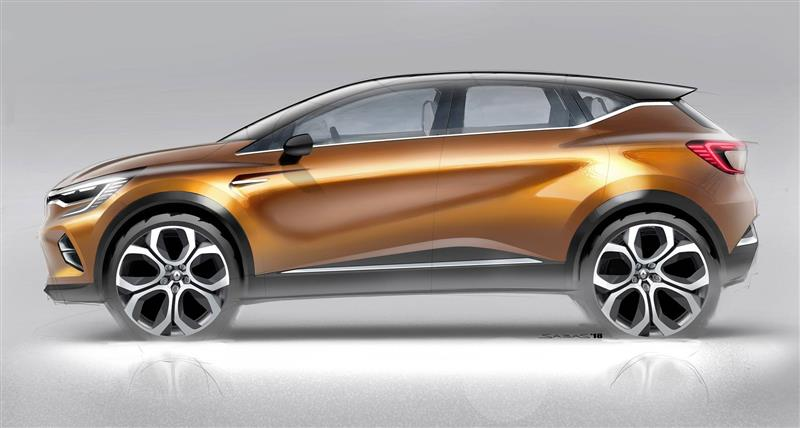 2019 Renault Captur: Redesign, New Platform, Design >> 2019 Renault Captur News And Information Conceptcarz Com