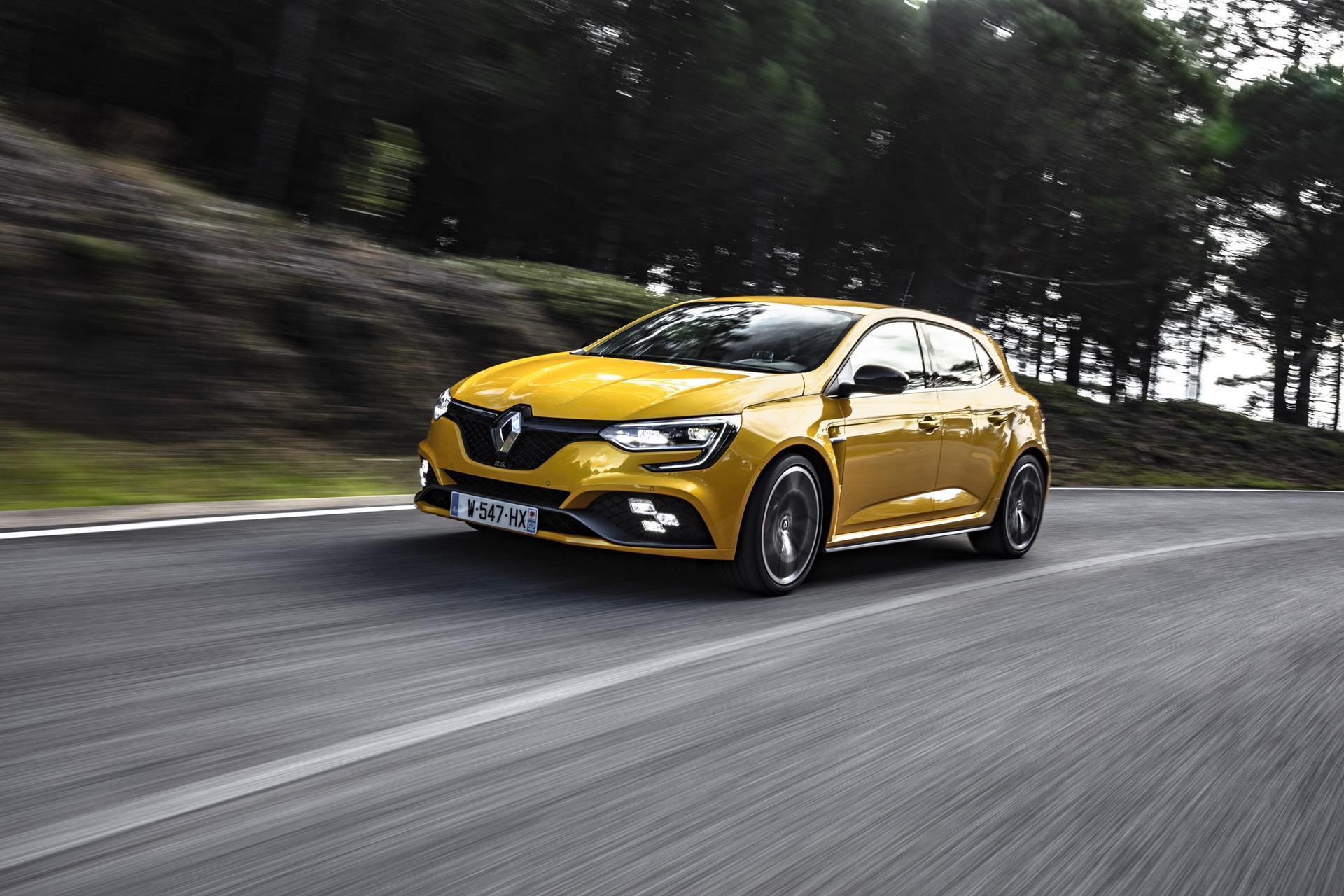 2019 Renault Megane R S 300 Trophy News And Information