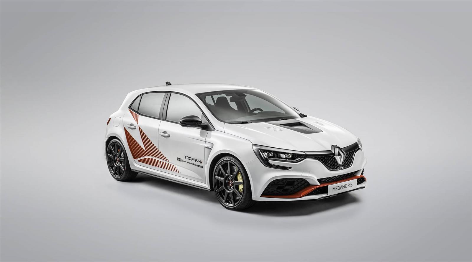 2019 Renault Mégane R.S. Trophy-R