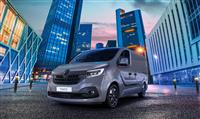 Popular 2020 Renault Trafic SpaceClass Wallpaper