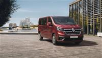 Popular 2020 Renault Trafic Passenger Wallpaper