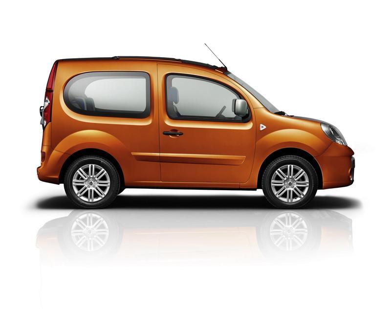 2009 Renault Kangoo Be Bop Image Photo 20 Of 30
