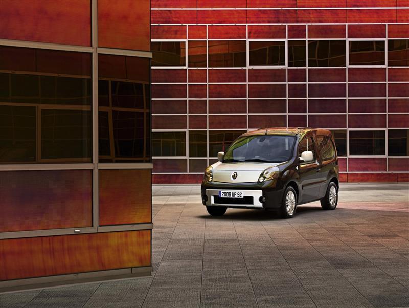 2009 Renault Kangoo Be Bop Wallpaper And Image Gallery