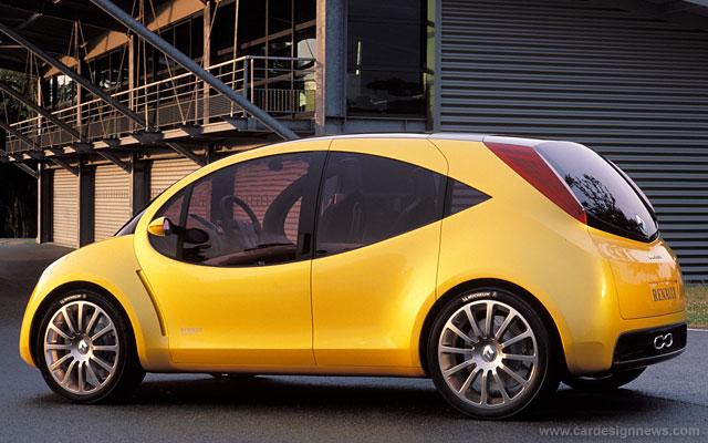 2003 Renault Bebop Concept Image Https Www Conceptcarz
