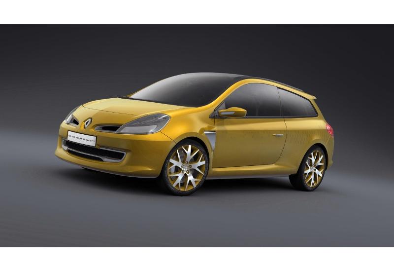 2007 Renault Clio Grand Tour Concept Image Photo 34 Of 34