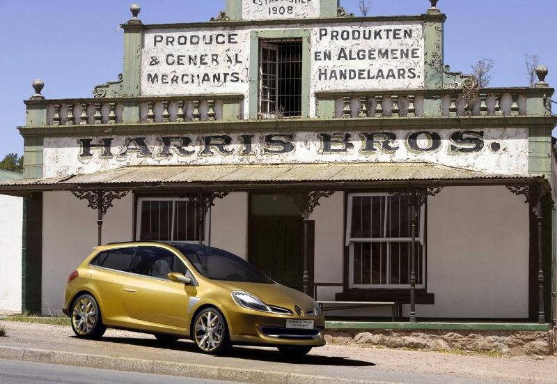 2007 Renault Clio Grand Tour Concept Image Photo 24 Of 34