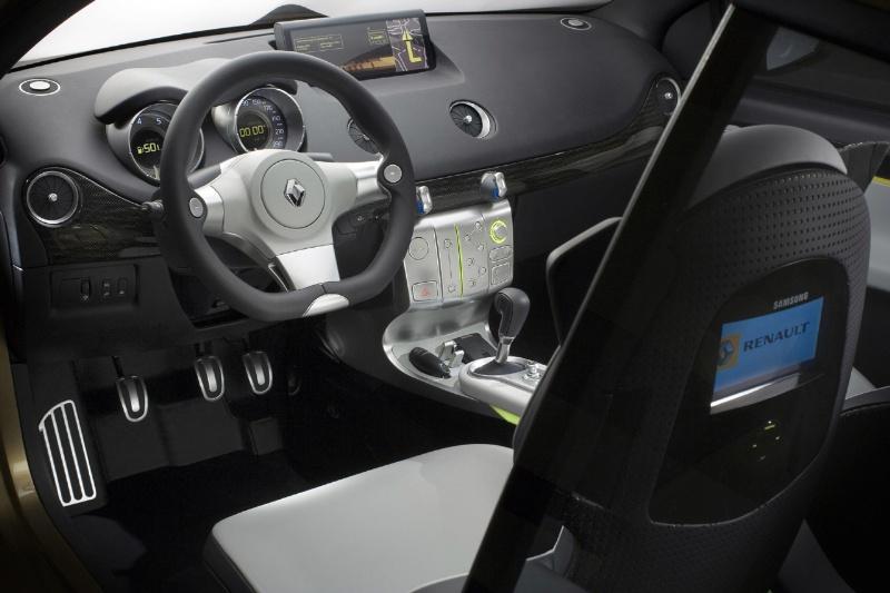 2007 Renault Clio Grand Tour Concept Image Photo 15 Of 34
