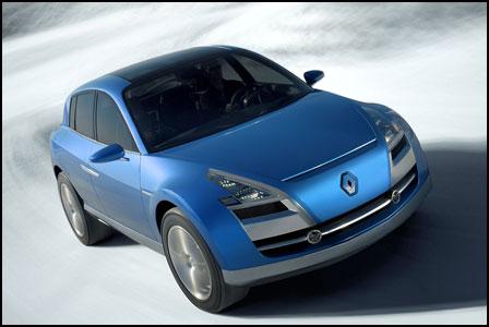 2005 Renault Egeus