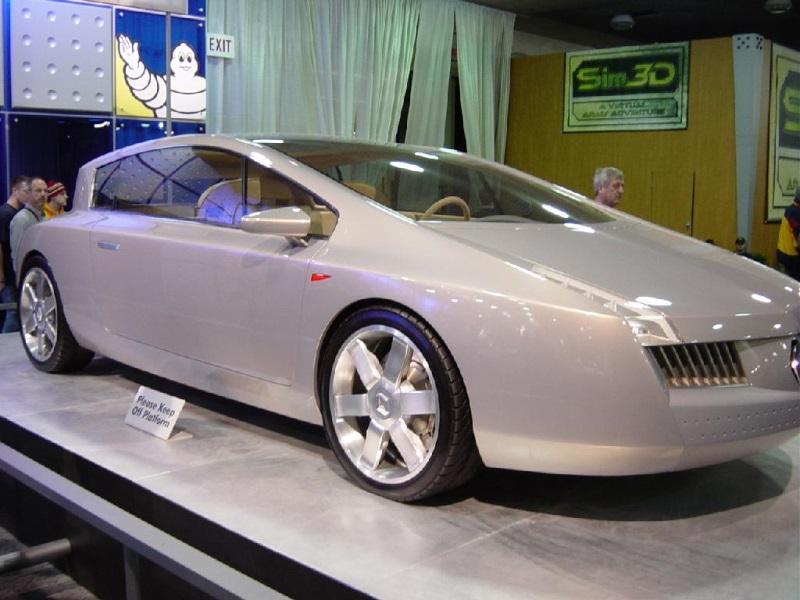2001 Renault Vel Satis Image Photo 8 Of 21