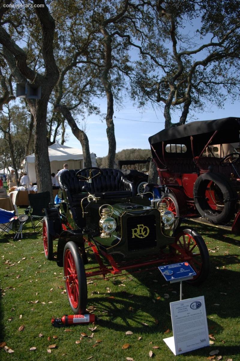 1905 REO Model B