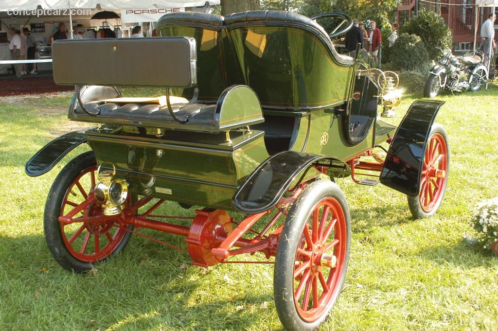 Auction Results and Sales Data for 1906 REO Model B