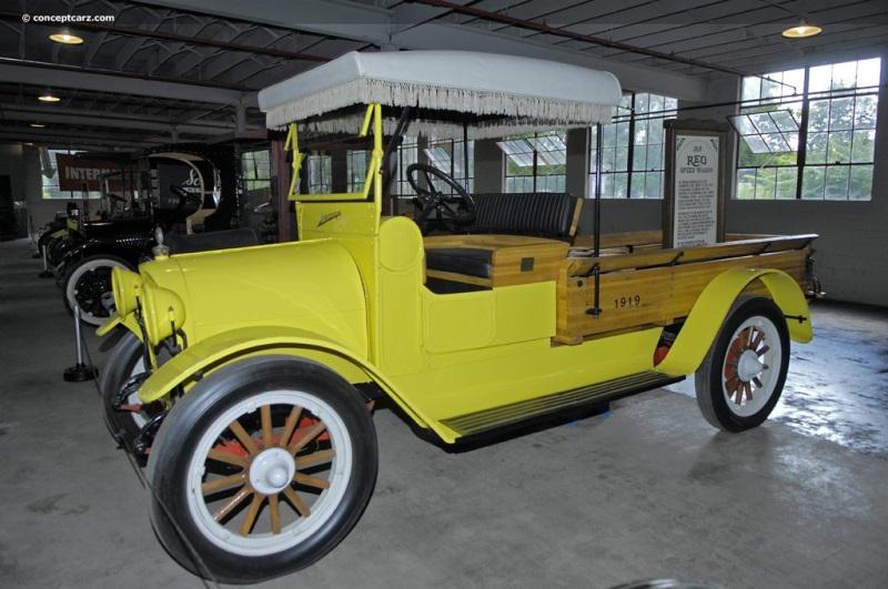 1919 REO Speed Wagon