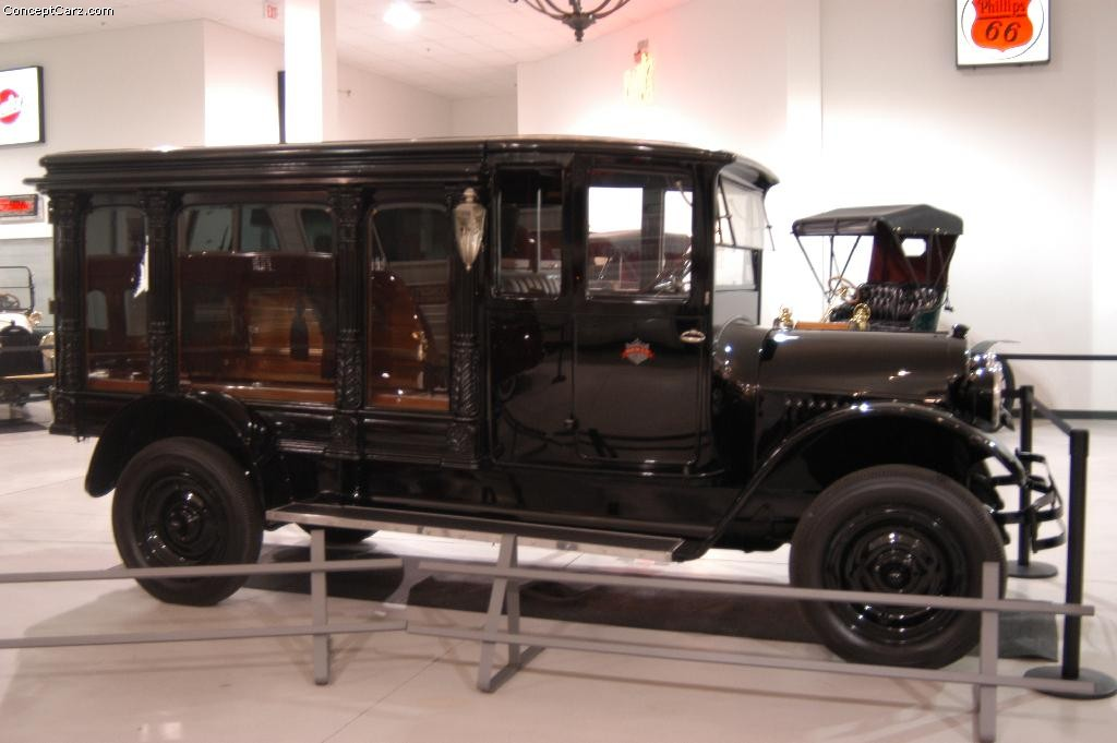 1924 Reo Funeral Hearse History Pictures Sales Value