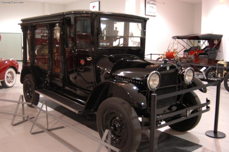 1924 REO Funeral Hearse