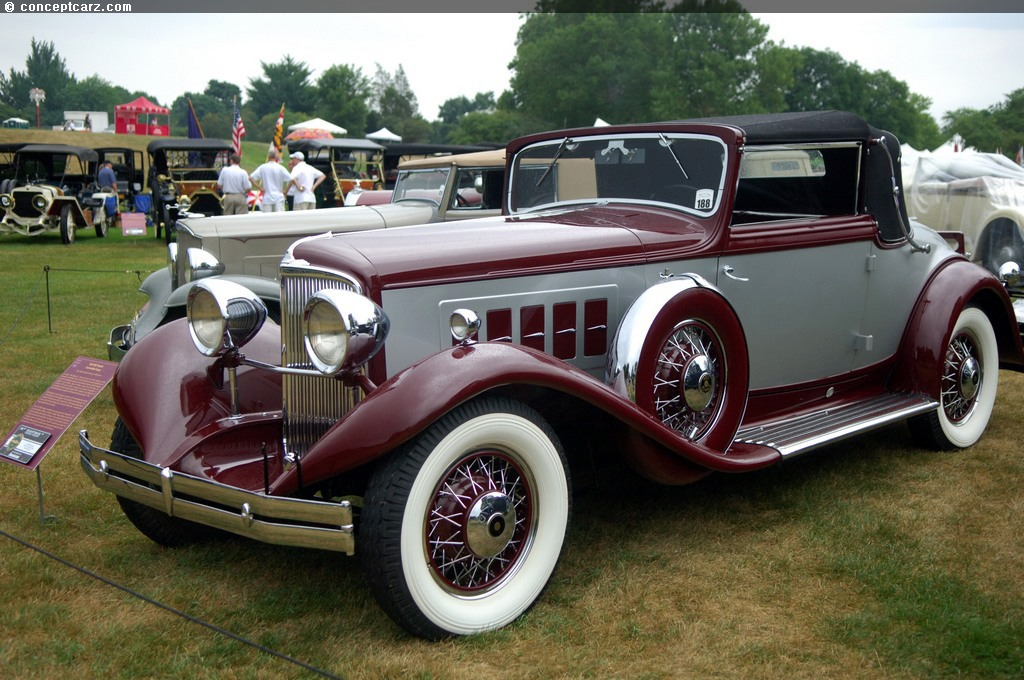 1932 Reo 8 35 Royale Image