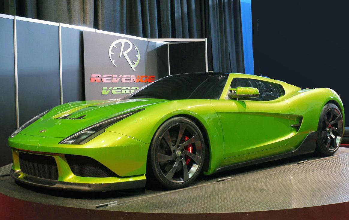 2010 Revenge Verde Concept