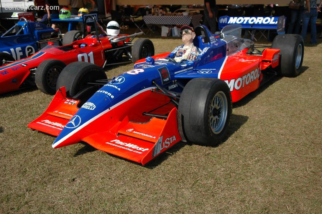 1998 Reynard Racer History Pictures Value Auction Sales