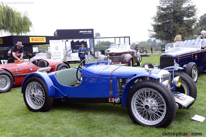 1929 Riley Brooklands