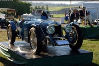 1931 Riley 9 Brooklands image.