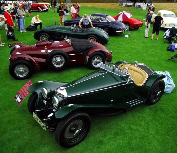 Green Country Auto Sales >> 1934 Riley MPH | conceptcarz.com