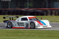 2008 Riley Mk XI Brumos Racing Prototype image.