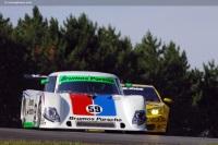 2008 Riley Mk XI Brumos Racing Prototype