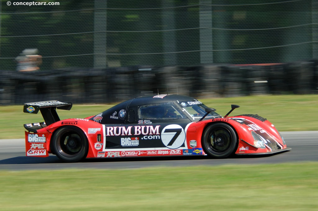 2008 Riley Mk Xi Rum Bum Racing Prototype News And