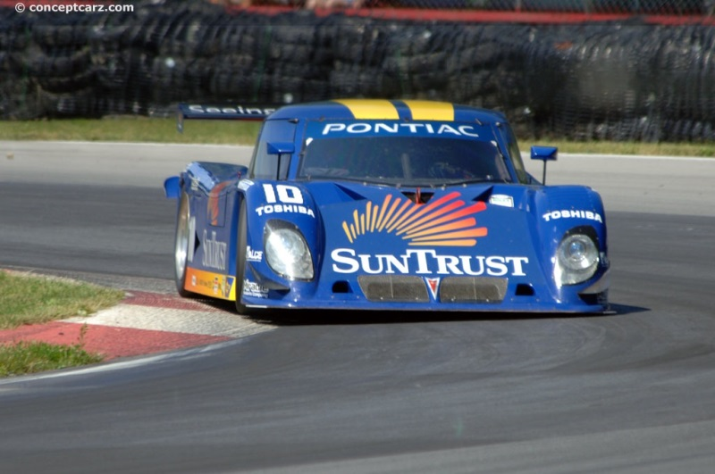 2008 Riley Mk XI SunTrust Racing Prototype
