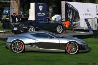 2012 Rimac Concept One