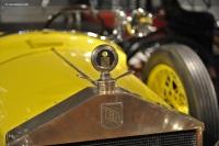 1921 Roamer Model 4-75.  Chassis number 35014